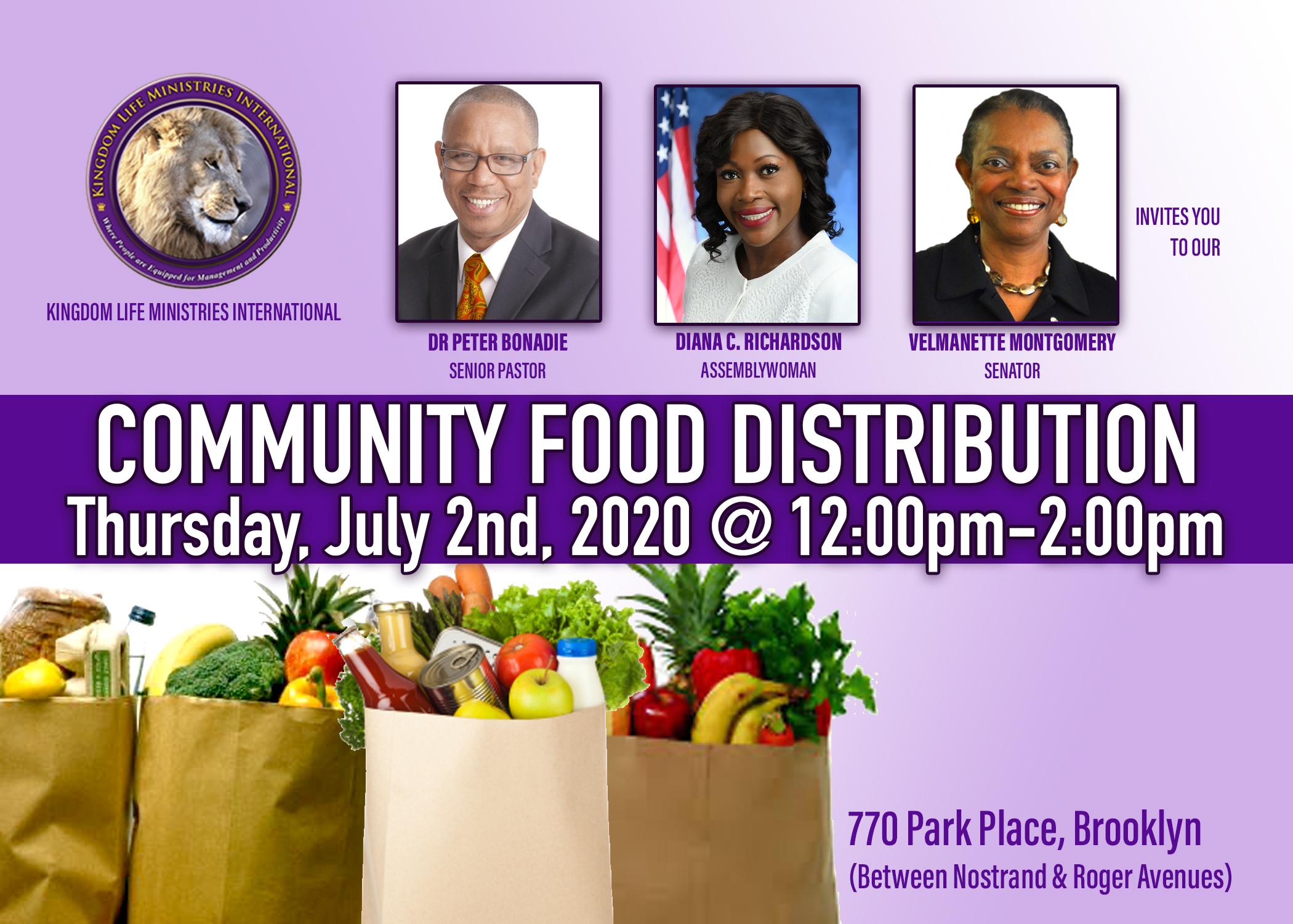 KLMI food distribution july 2020fl 1 - Home